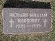Richard William Harbordt