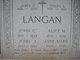 John Carr Langan