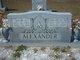 Profile photo:  Gertrude Myra <I>Mahaffey</I> Alexander