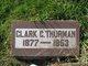 Clark C Thurman