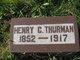 Henry Clay Thurman