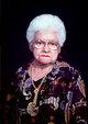 Profile photo:  Beulah Violet <I>George</I> Boltz Balsbaugh
