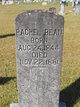 Rachel <I>Helton</I> Bean