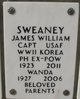 James William Sweaney