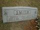 Mary Betty <I>Strader</I> Smith