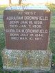 Profile photo:  Surilda Margaret <I>Gourley</I> Brownfield