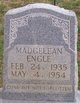 Profile photo:  Madgelean <I>Moore</I> Engle