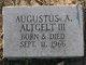 Augustus Albert Altgelt, III