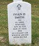 Sgt Ivian D Smith