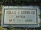 Profile photo:  Nellie Grace <I>Roberts</I> Kendricks