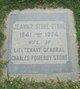 Mrs Anne Jeannie <I>Stone</I> Stone