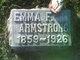 Emma F Armstrong