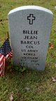 Profile photo: Col Billie Jean Barcus