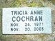 Tricia Ann Cochran