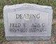 Profile photo:  Ada Catherine <I>Cook</I> Dearing