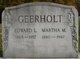 Profile photo:  Edward L Geerholt