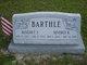 "Profile photo:  Benedict Joseph ""Benny"" Barthle"