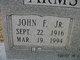 John F. Armstrong, Jr