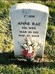 Anne Rae <I>Stewart</I> Barber