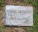 """Frances """"Frankie"""" <I>Smith</I> Lauderdale"""