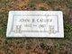 John B. Callier