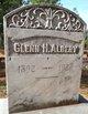 Profile photo:  Glenn Henry Albery