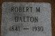 Robert Mitchell Dalton
