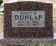 Ralph B Dunlap