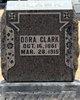 Profile photo:  Dora <I>Trentham</I> Clark