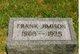 Benjamin Franklin Jimison