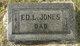 Ed L. Jones