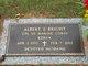 Profile photo:  Albert Eugene Bright