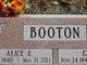 Profile photo:  Alice E. <I>Lineweber</I> Booton