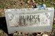 Profile photo:  Earnest Richard Burdge