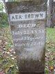 Asa Brown