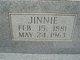 Jinnie <I>Smith</I> Dickerson