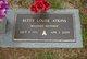 Betty Louise Atkins