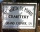 Saint Martin dePorres Cemetery