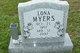 Lona Lee <I>Crockett</I> Myers