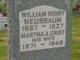 William Henry Neusbaum