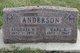 Augusta W Anderson