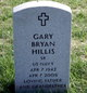 Profile photo:  Gary Bryan Hillis