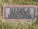 Henry Clay Hankins