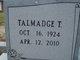 Talmadge T Etheredge