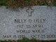 Pvt Billy Dan Lilly