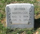 Martha <I>Padier</I> Cox