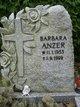 Profile photo:  Barbara Anzer