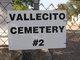 Vallecito Cemetery #2