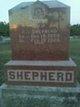 "Profile photo:  Eliza Lyde ""Lida"" <I>Everal</I> Shepherd"