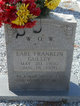 Profile photo:  Earl Franklin Gulley